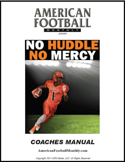 No Huddle No Mercy - Coaches Manual 133 Pages