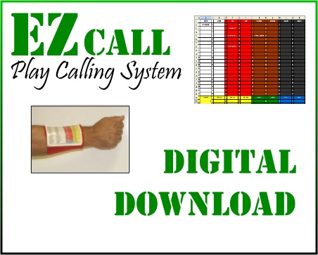 EZ Call Play Calling System - Digital Download