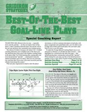 Best-Of-The-Best Goal-Line Plays