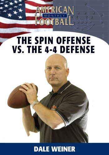 The Spin Offense vs. The 4-4 Defense