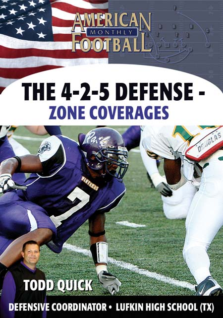 The 4-2-5 Defense - Zone Coverages