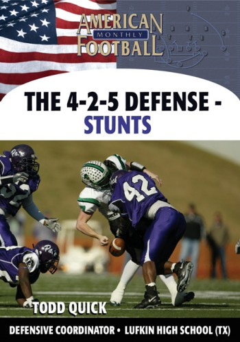 The 4-2-5 Defense - Stunts