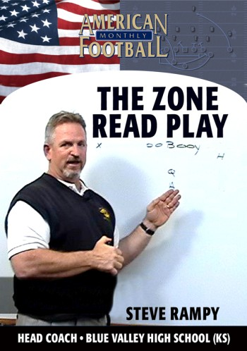 The Pistol Offense - The Zone Read Play