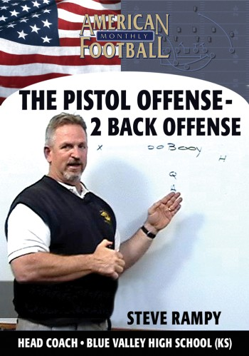 The Pistol Offense - Two Back Offense