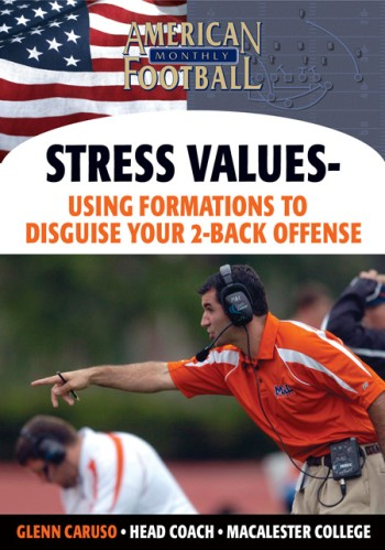 Stress Values � Using Formations to Disguise Your 2-Back Offense