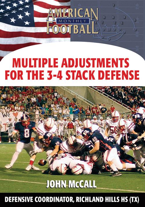 The 3-4 Stack Defense: Multiple Adjustments