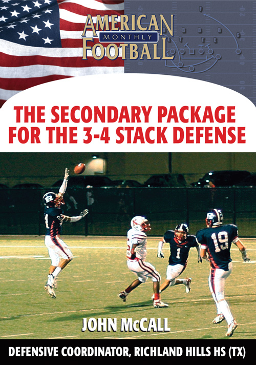 The 3-4 Stack Defense: Secondary Package