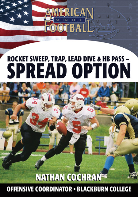 Rocket Sweep, Trap, Lead Dive, and Halfback Pass-The Spread Option