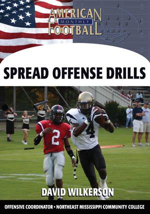 Spread Offense Drills