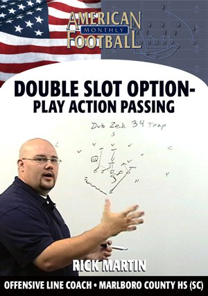 Double Slot Option - Play Action Passing