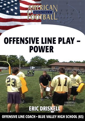 Power Play - O-Line Play for the Pistol & Off-Set Gun