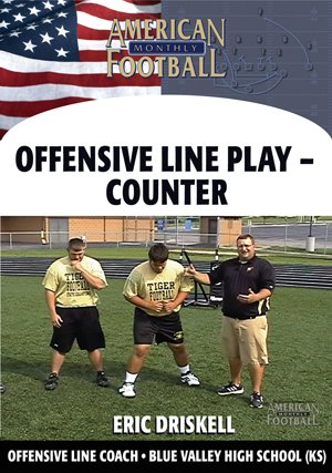 Counter--O-Line Play for the Pistol & Off-Set Gun