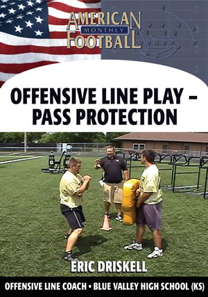 Pass Protection - O-Line Play for the Pistol & Off-Set Gun