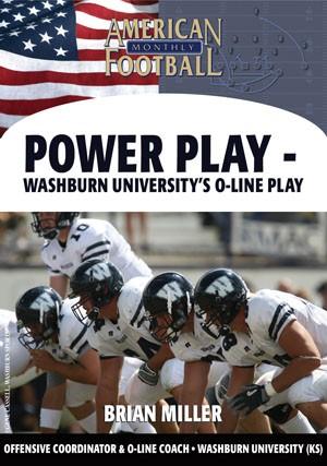 Power Play - Washburn University's O-Line Play