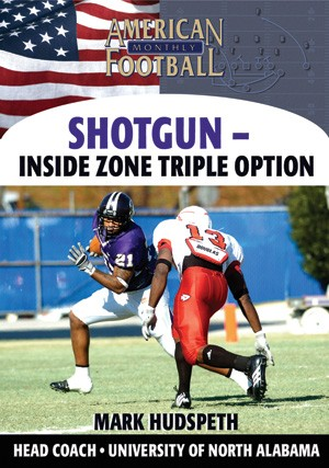 Shotgun Zone Triple Option - North Alabama's Option Offense