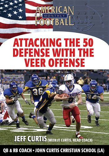 Attacking The 50 Defense With The Veer Offense