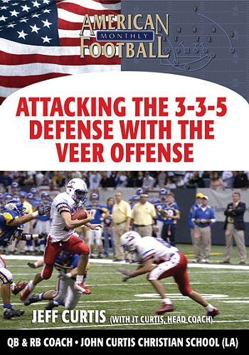 Attacking The 3-3-5 Defense With The Veer Offense