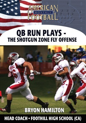The QB Run Game � Shotgun Zone Fly Offense