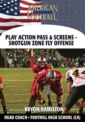 Play Action Passing & Screens � Shotgun Zone Fly Offense