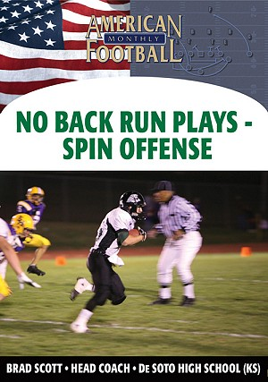 Wildcat Spin: No Back Running Plays