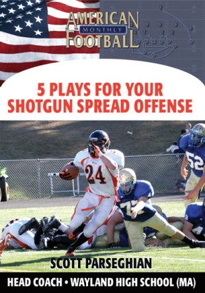 5 Plays For the Shotgun Spread