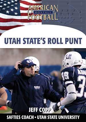 Utah State's Roll Punt