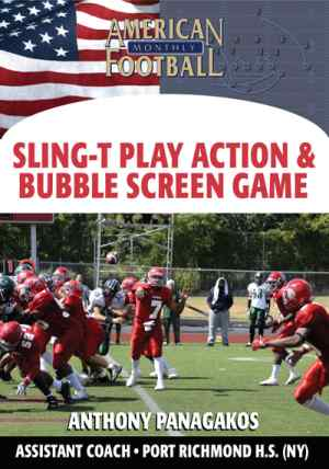 Sling-T Play Action and Bubble Screen Game