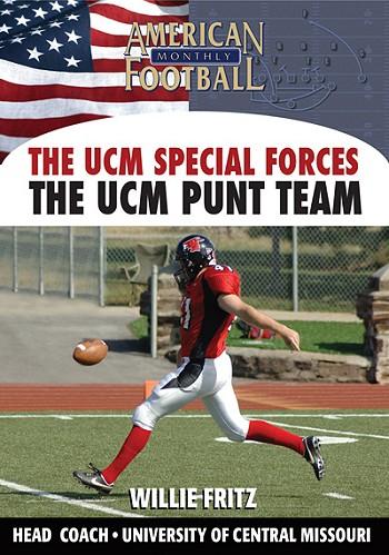 The UCM Punt Team