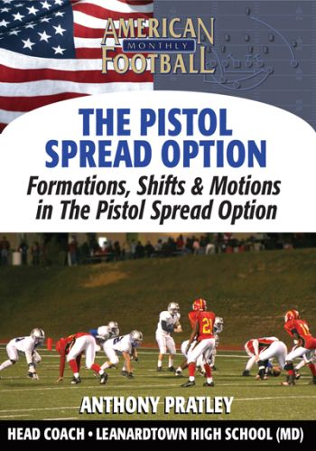 Formations, Shifts, and Motions in the Pistol Spread Option