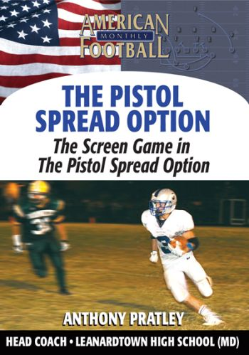 The Screen Game in the Pistol Spread Option