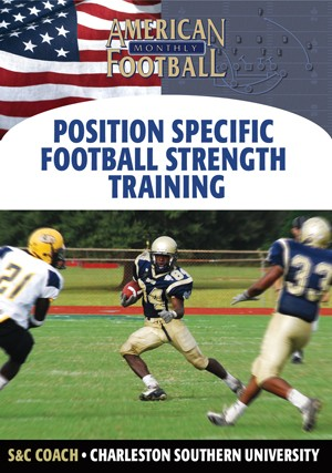 Position Specific Football Strength Training