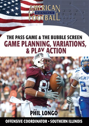 Bubble Screen – Game Planning, Variations and Play-Action