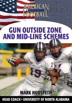 Gun Outside Zone and Mid-line Schemes