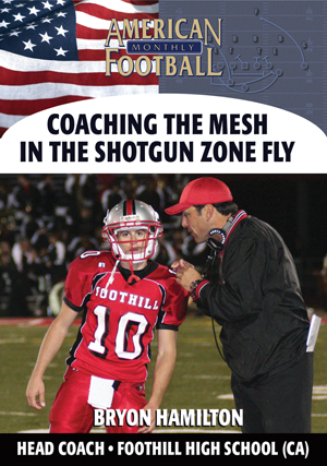 Coaching the Mesh in the Shotgun Zone Fly