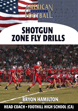 Shotgun Zone Fly Drills