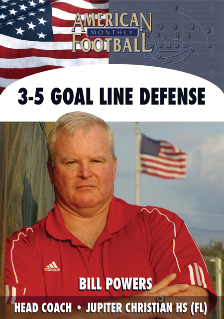 3-5 Goal Line Defense WN-08403
