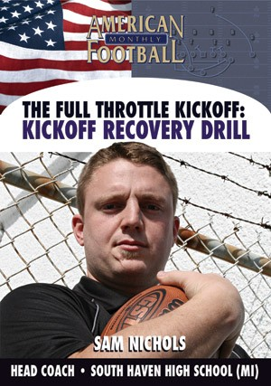 The Full Throttle Kick Off – Kickoff Recovery Drills