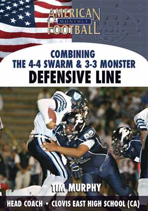 Combining the 4-4 Swarm & 3-3 Monster -  Defensive Line
