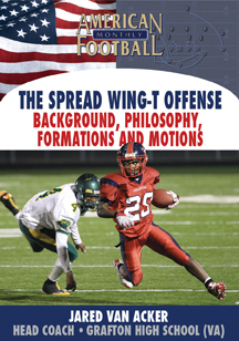 The Spread Wing-T Offense Series - Background, Philosophy, Formations and Motions