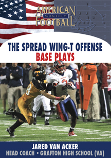 The Spread Wing-T Offense Series - Base Plays