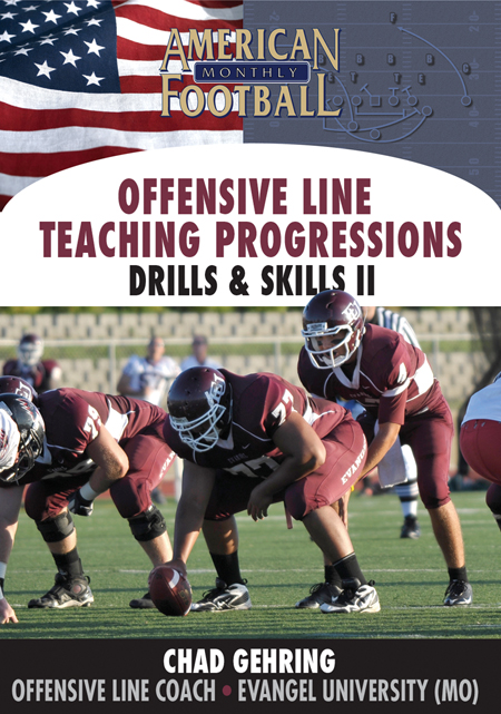 Offensive Line Teaching Progression - Part II