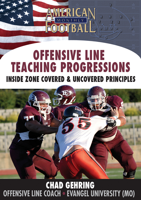 Inside Zone: Teaching Covered and Uncovered Principles