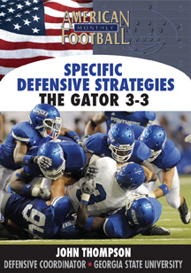 Specific Defensive Strategies � The Gator 3-3 Defense