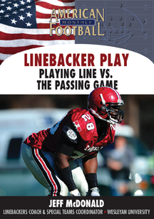 Playing Linebacker vs. The Passing Game