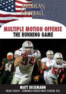 Multiple Motion Offense - The Running Game