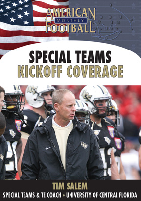 Tim Salem Special Teams  -  Kickoff Coverage