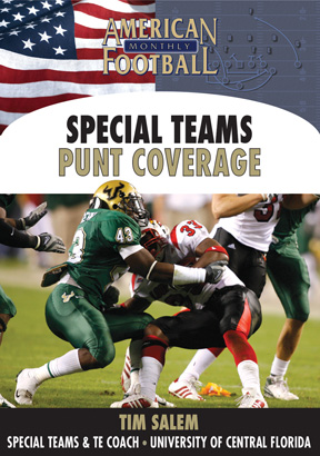 Tim Salem Special Teams  -  Punt Coverage