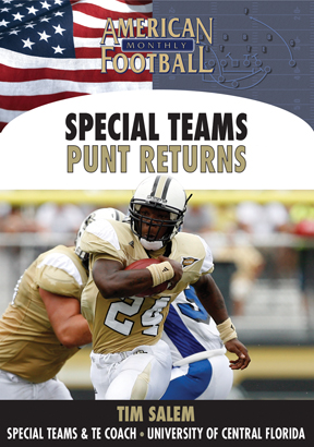 Tim Salem Special Teams  - Punt Returns