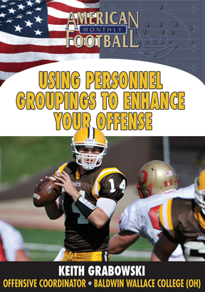Using Personnel Groupings to Enhance Your Offense