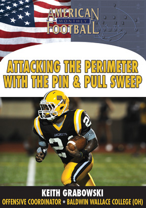 Attacking the Perimeter with the Pin and Pull Sweep